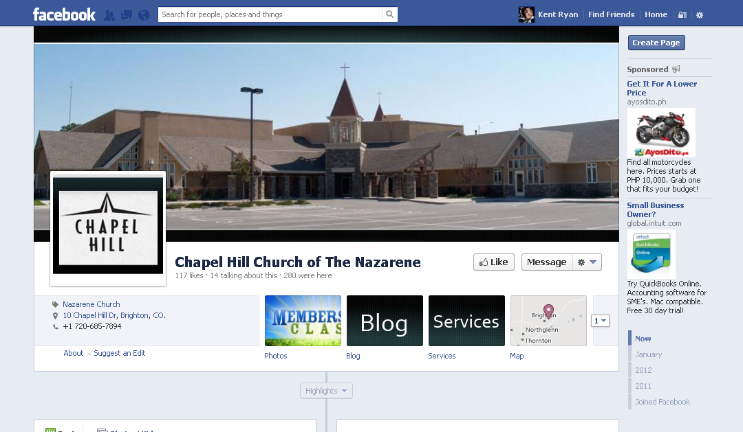 how to set up facetime on facebook
