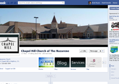 Chapel Hill Church of The Nazarene