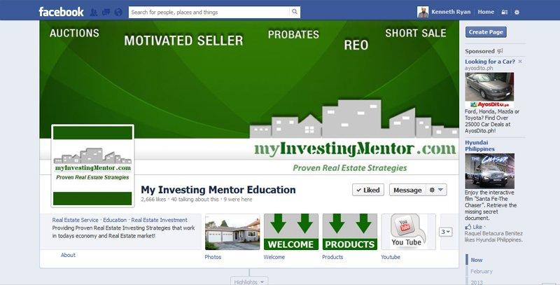 My Investing Mentor