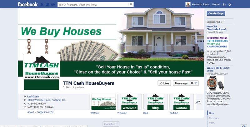 TTM Cash HouseBuyers