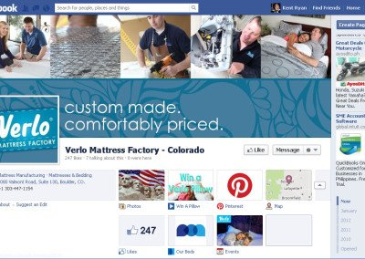 Verlo Mattress Factory – Colorado