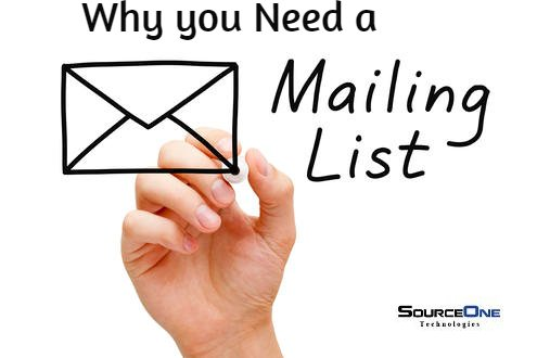 Why You Need a Mailing List for your Local Business – In Depth Article