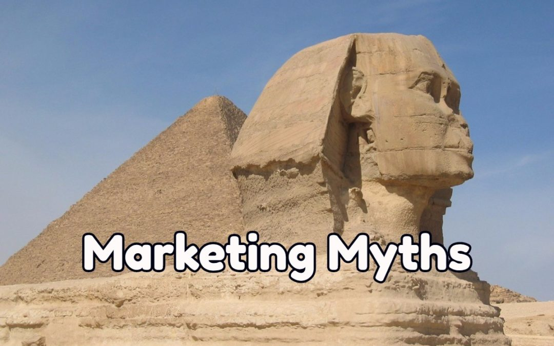 3 Digital Marketing Myths Every Business Owner Should Ignore