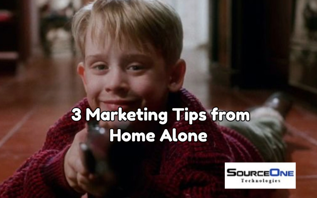 3 Marketing Tips from Home Alone