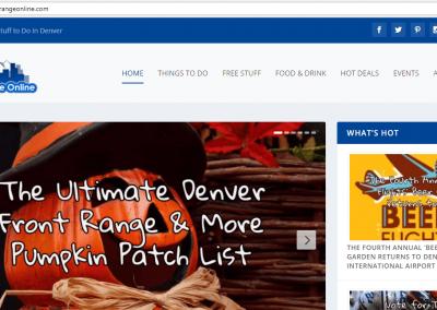 Denver Frontrange Online