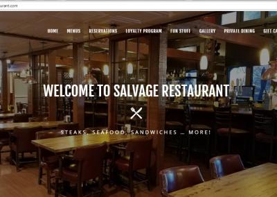 Salvage Restaurant