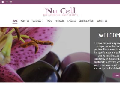 Nu Cell Skin Rejuvenation