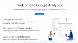 Google Analytics for Small Businesses