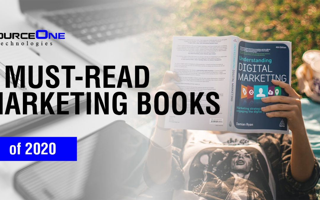 7 Must-Read Marketing Books of 2020