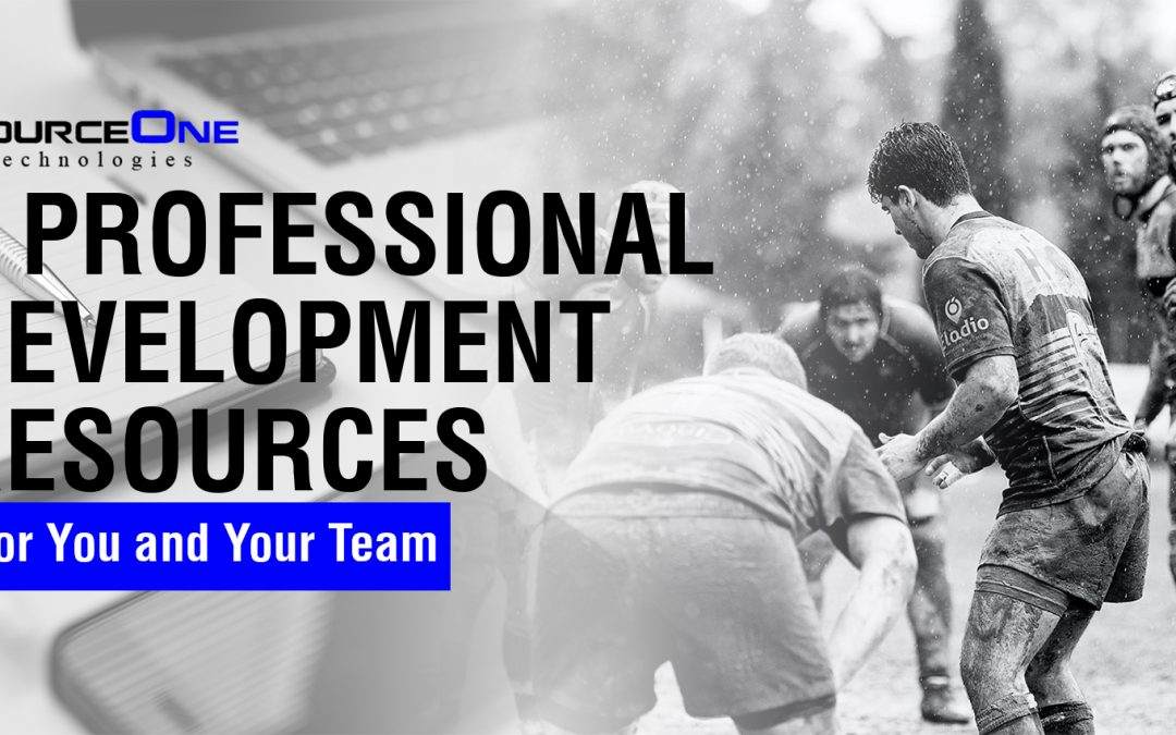4 Professional Development Resources for You and Your Team