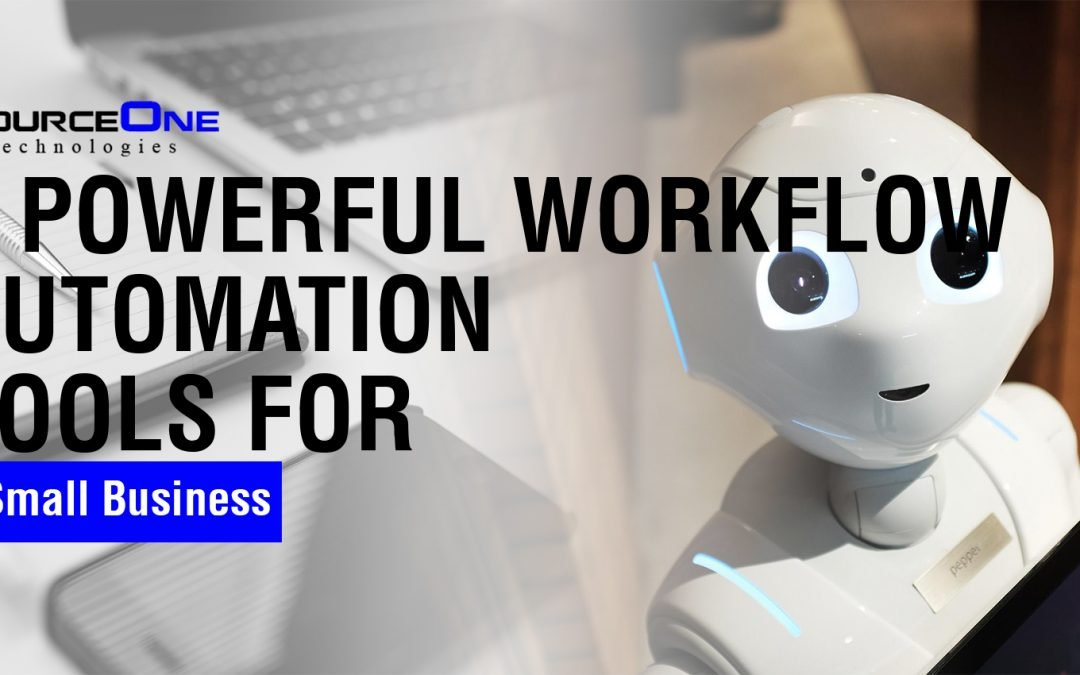 6 Powerful Workflow Automation Tools for Small Business