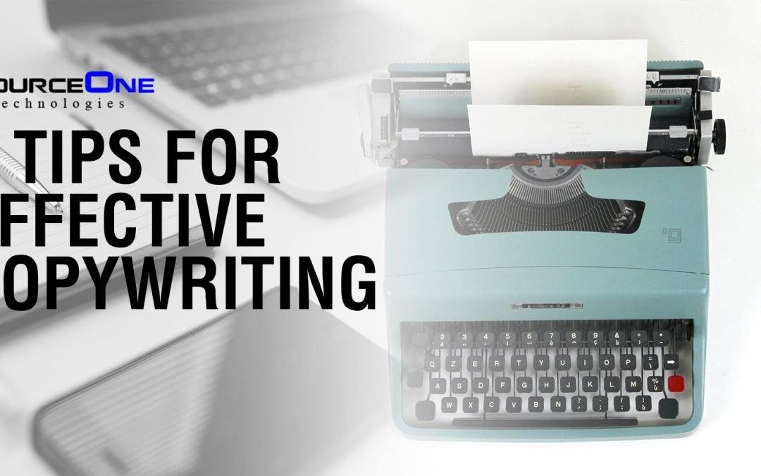 7 Tips for Effective Copywriting